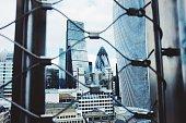 London city landscape.