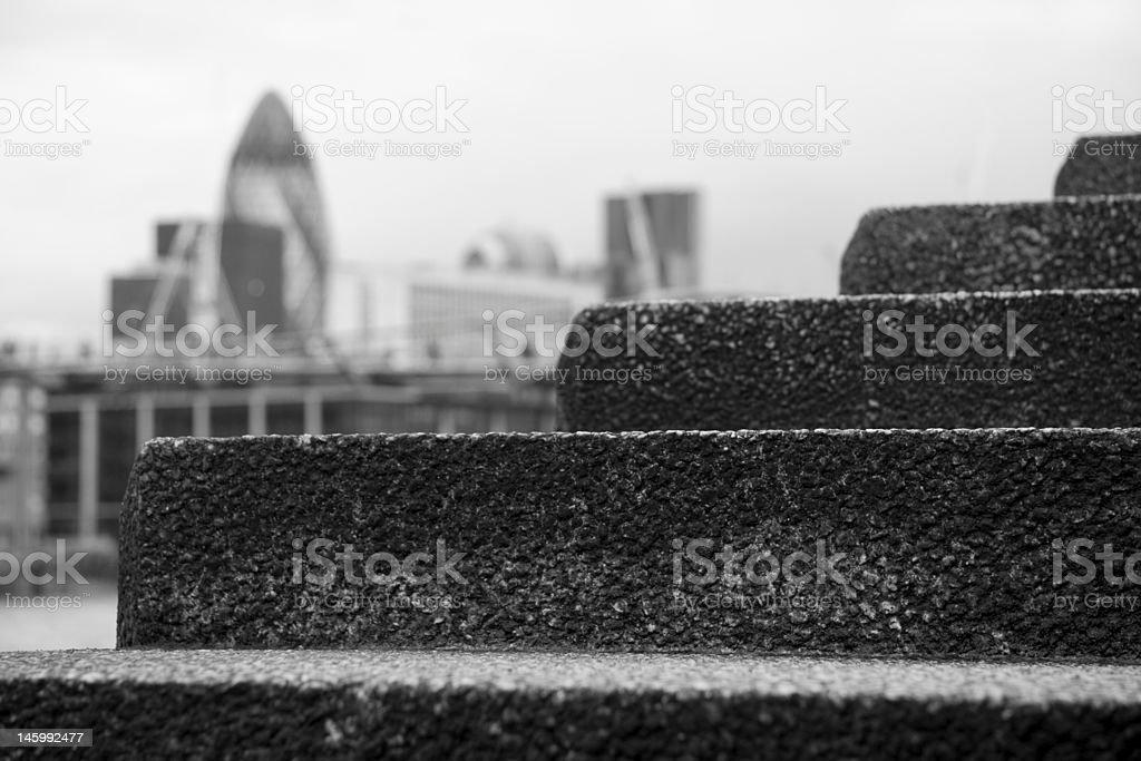 London City royalty-free stock photo