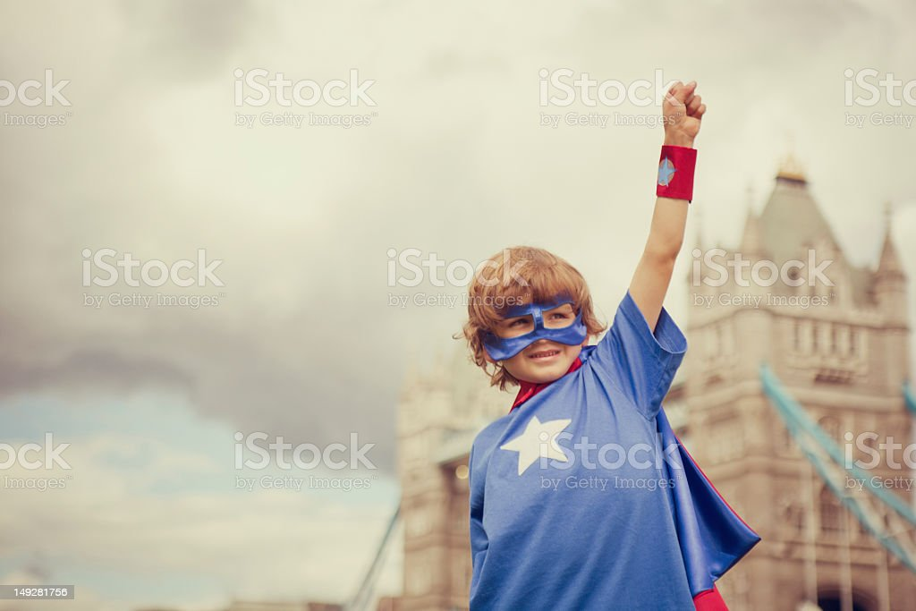 London is Calling royalty-free stock photo