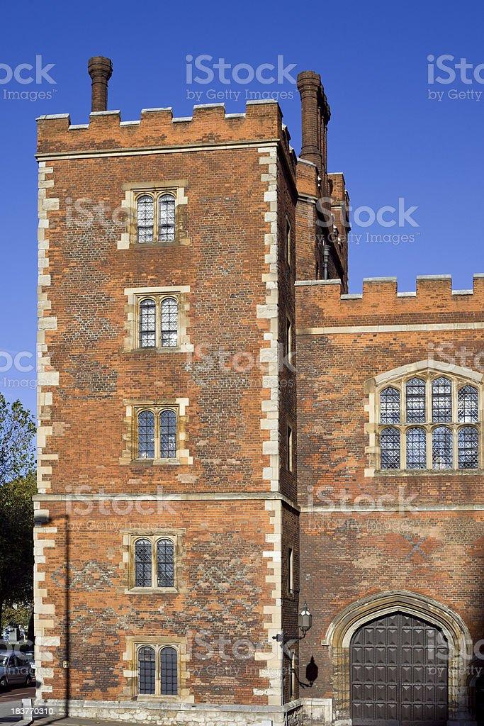 London, Lambeth Palace, England, UK stock photo