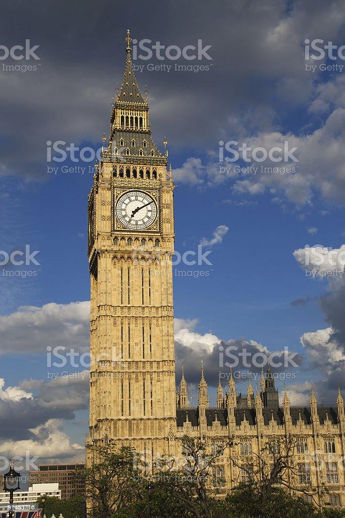 london landmark royalty-free stock photo