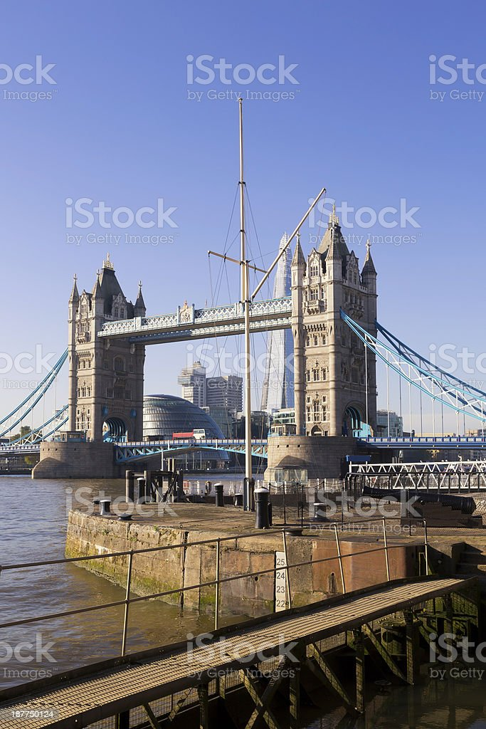 London Landmarks royalty-free stock photo