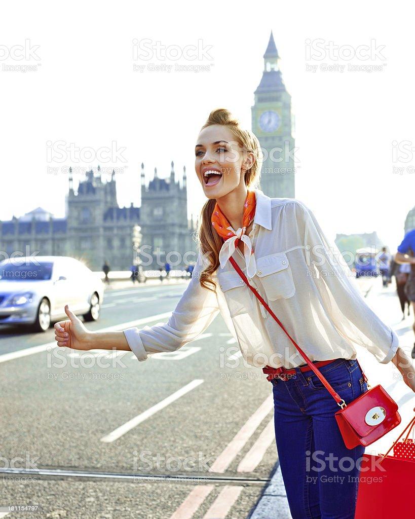 London lifestyle stock photo