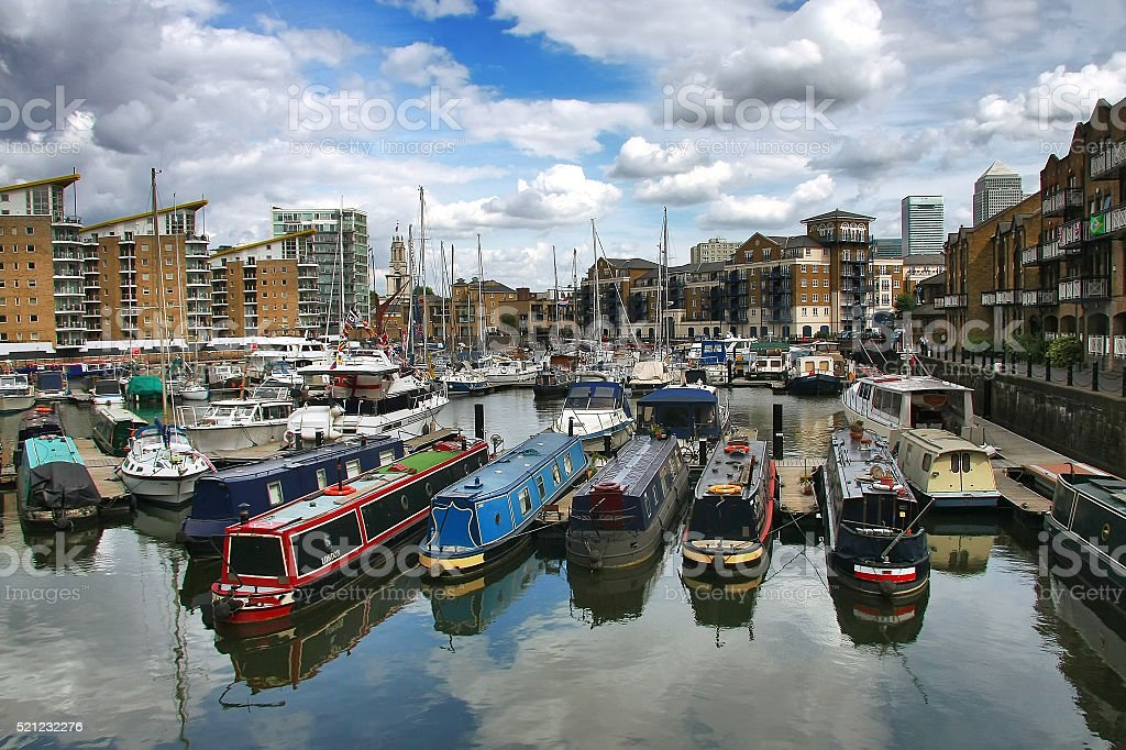London limehouse stock photo