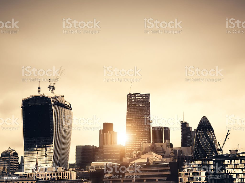 London stock photo