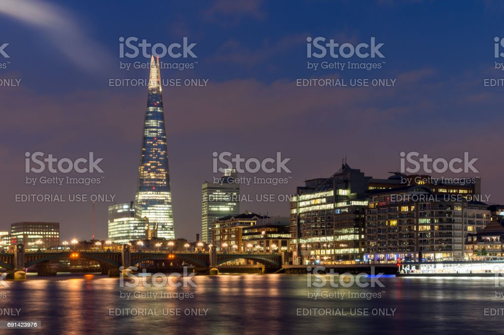 London stock photo