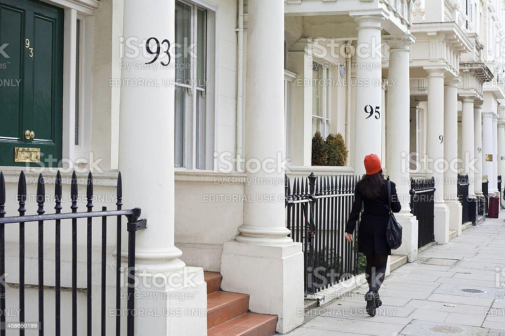 London, Pimlico, England, UK stock photo