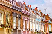 London rowhouse