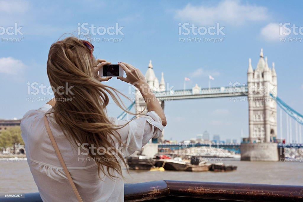 London sightseeing royalty-free stock photo