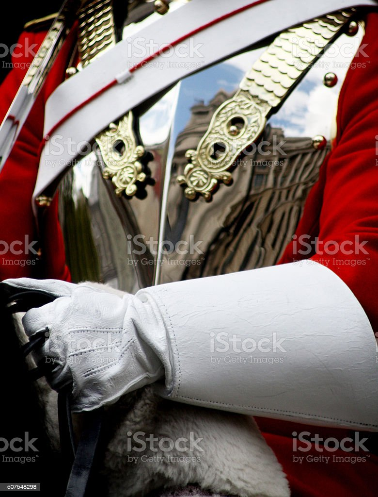 London Street Scene stock photo