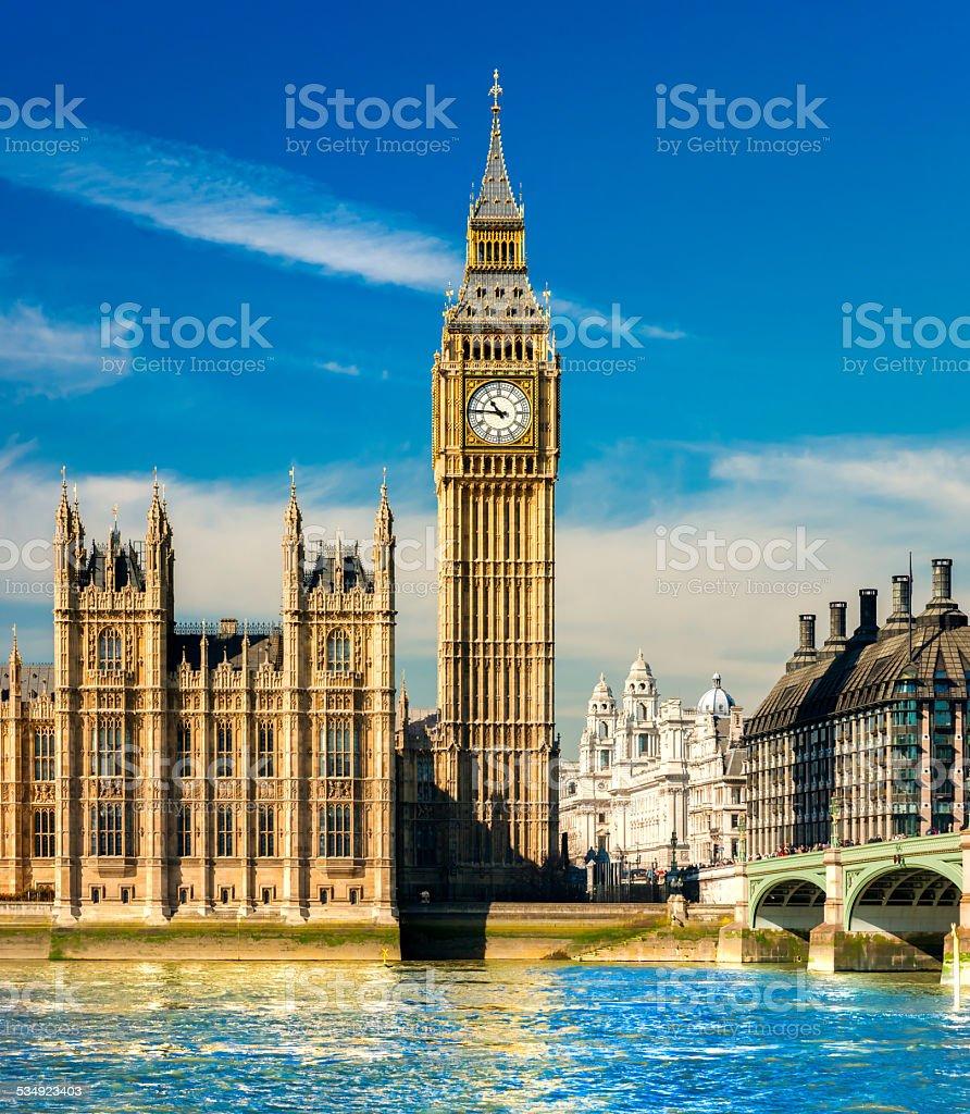 London, UK. stock photo