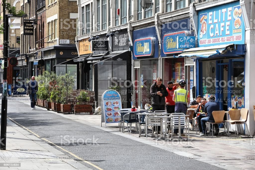 London UK stock photo