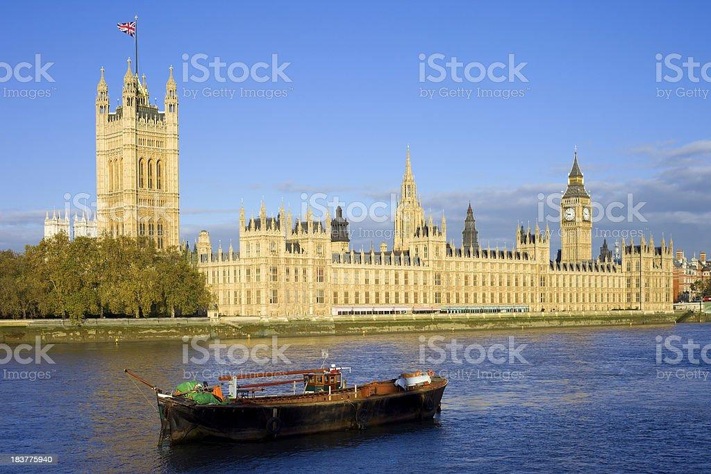 London, United Kingdom royalty-free stock photo