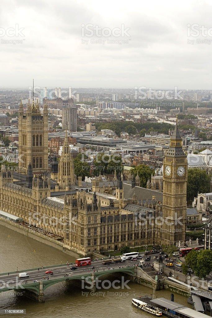 london view royalty-free stock photo