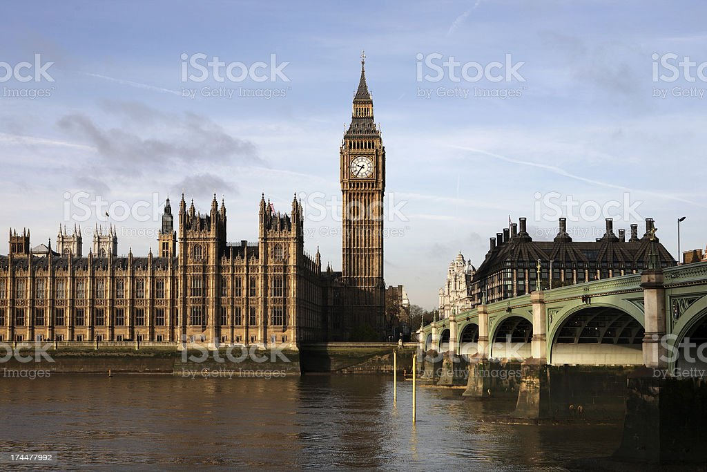 London view royalty-free stock photo