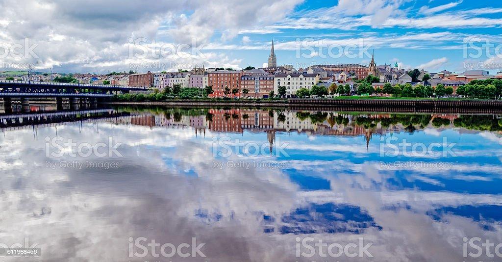 Londonderry, Northern Ireland stock photo