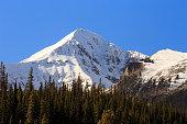 Lone Mountain Peak, Montana.
