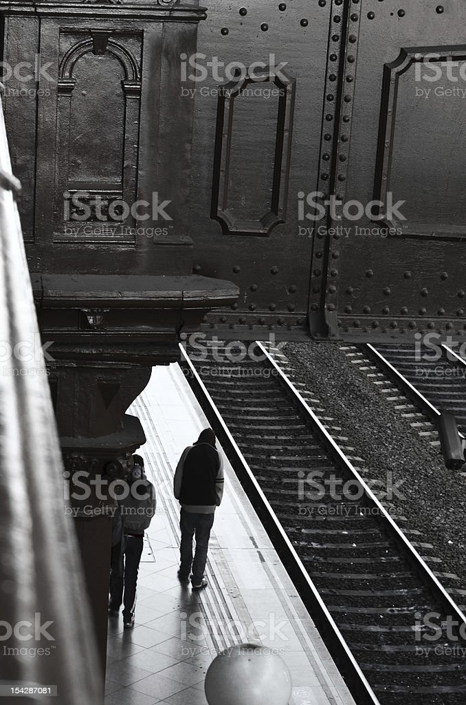 loneliness - Solidao royalty-free stock photo