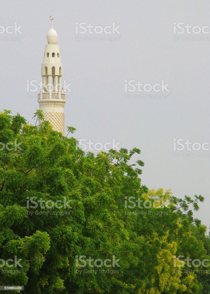 Solitude campanile de Saint-Marc photo libre de droits