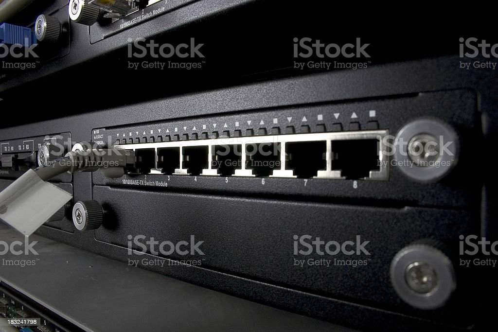 Lonely Connection royalty-free stock photo