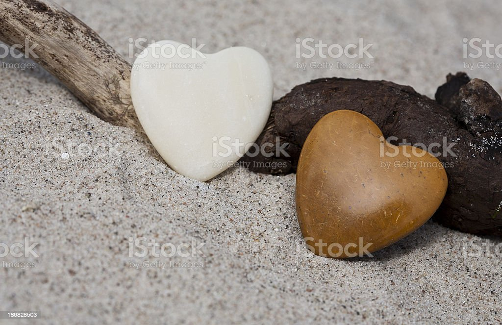 lonely hearts royalty-free stock photo