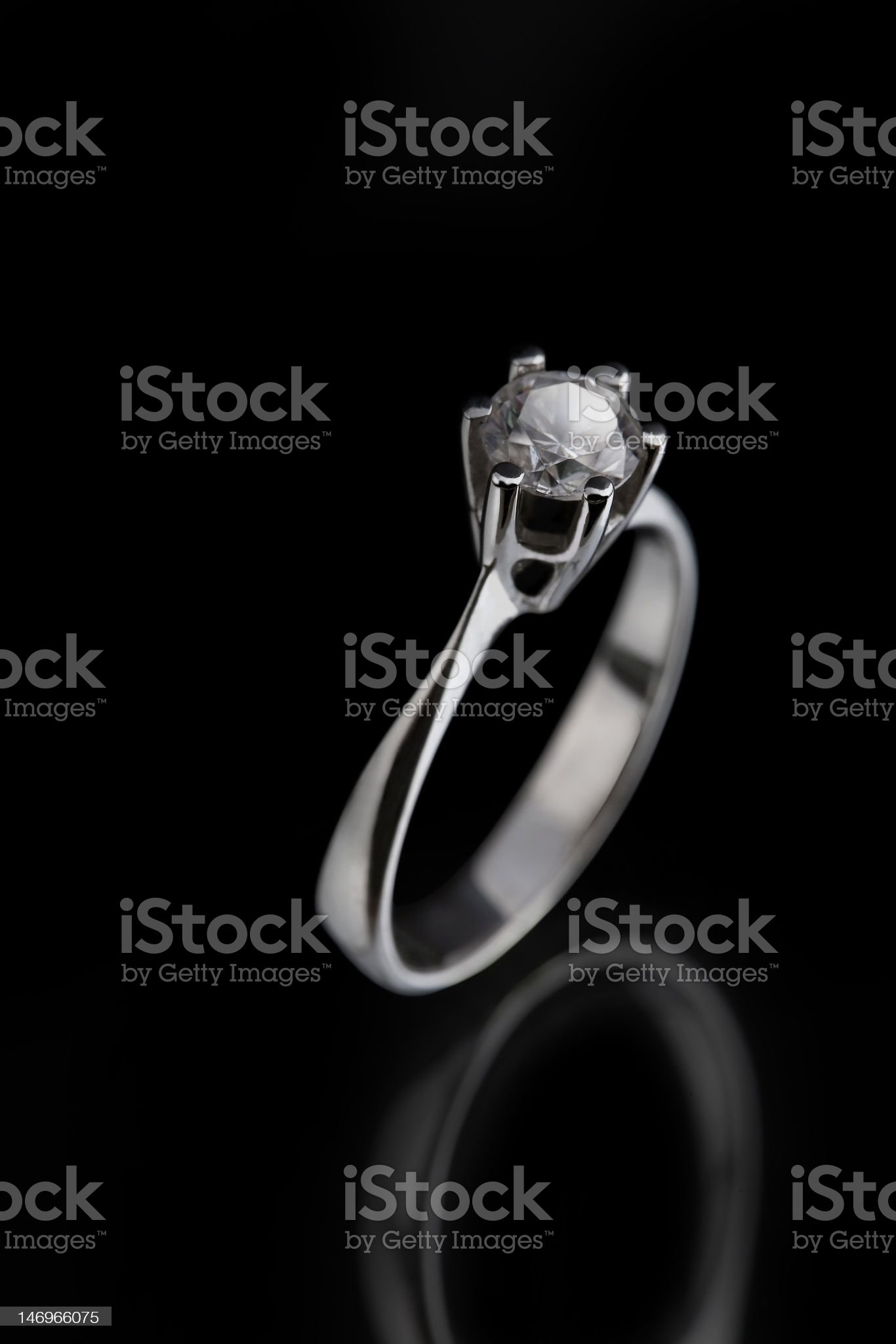 solitaire royalty-free stock photo