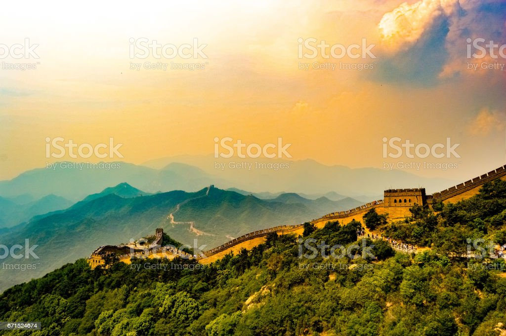 lonely time in china stock photo