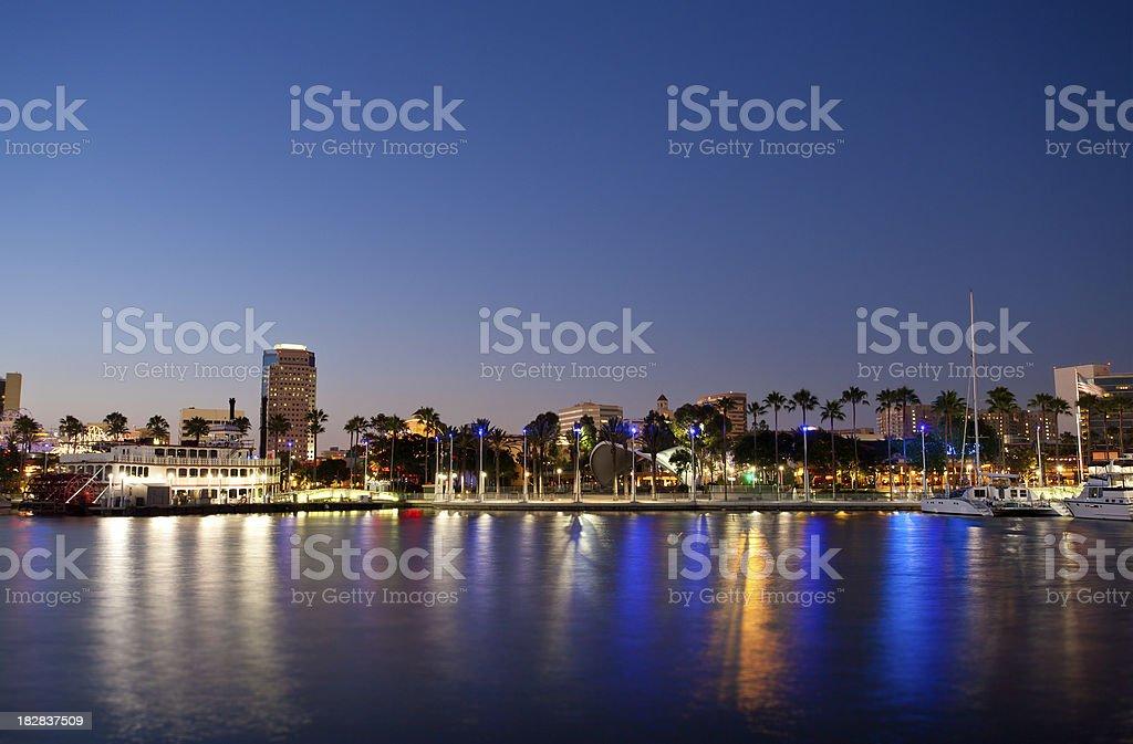 Long Beach - California royalty-free stock photo