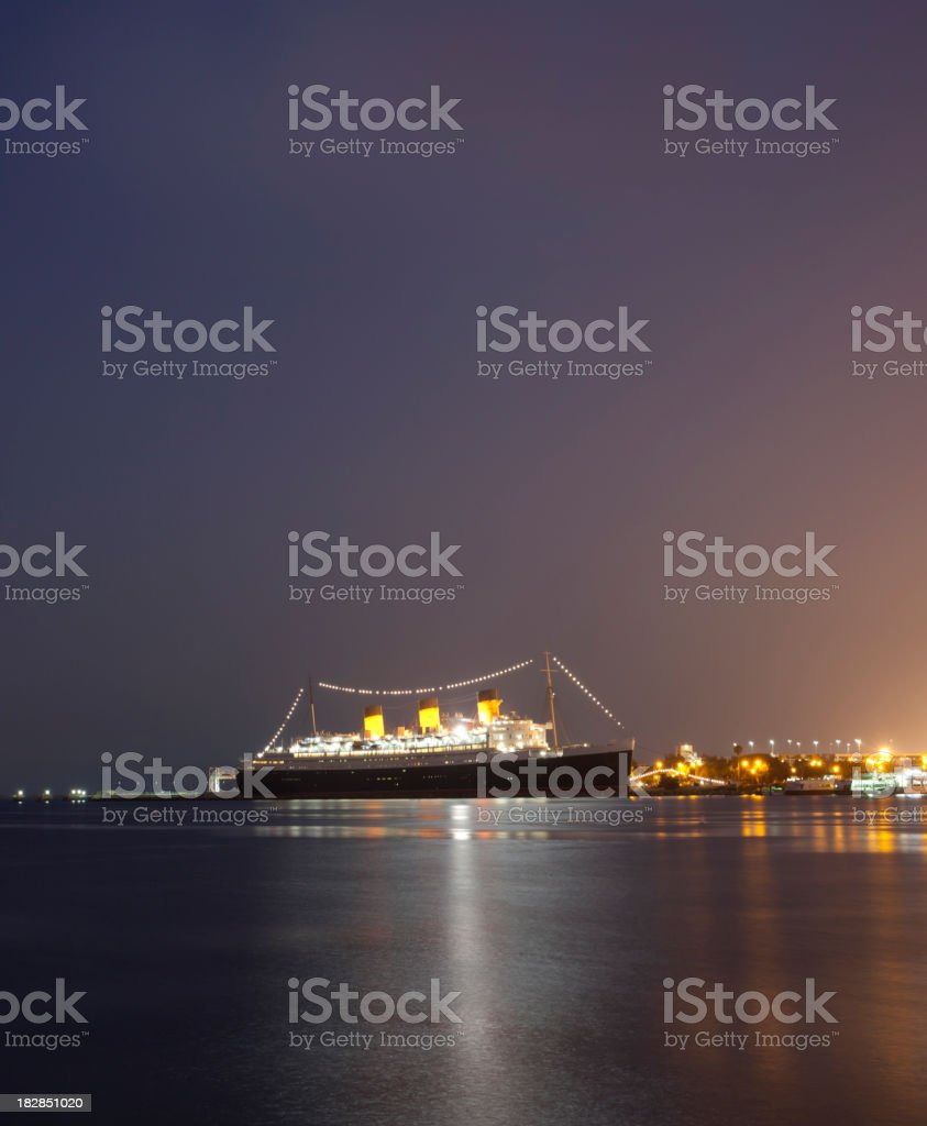 Long Beach stock photo