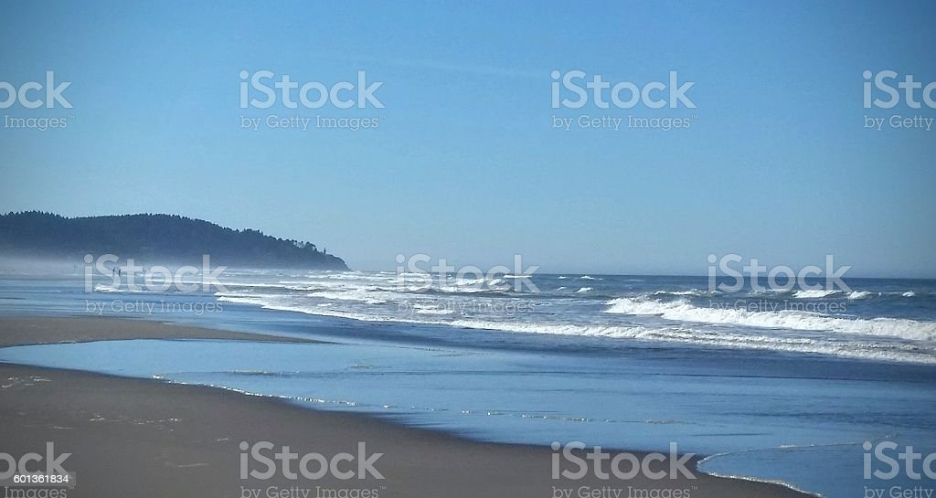 Long Beach, WA stock photo