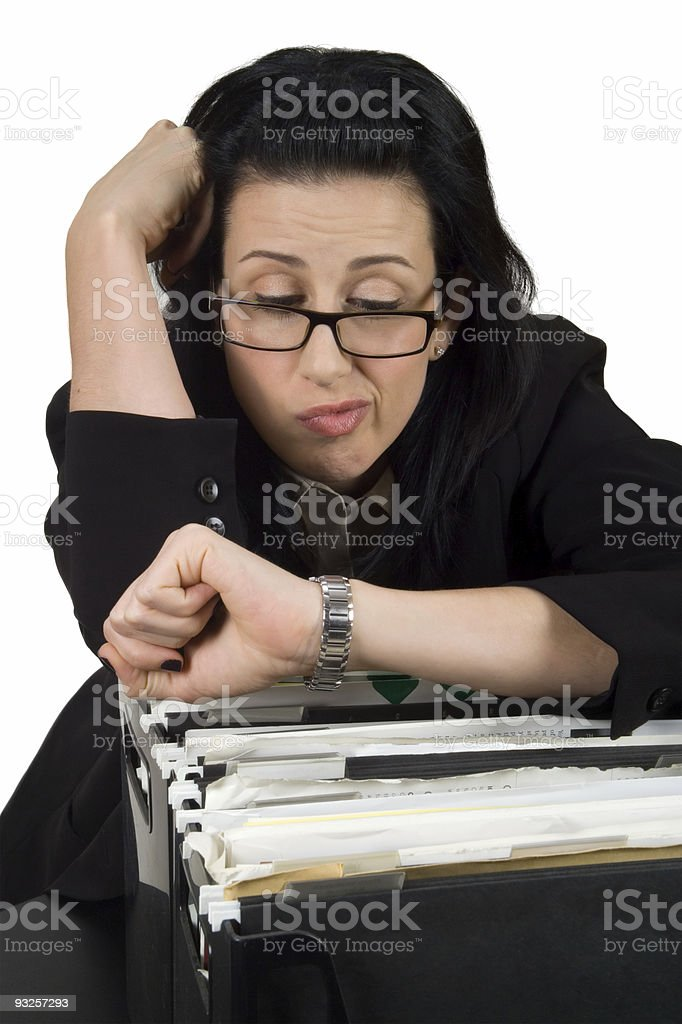 Long Day stock photo