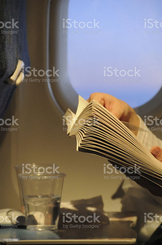 Long Flight royalty-free stock photo