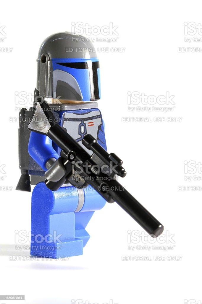 Long Gun stock photo