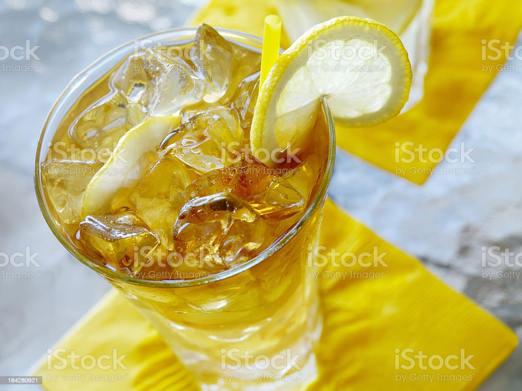 Long Island Ice Tea stock photo