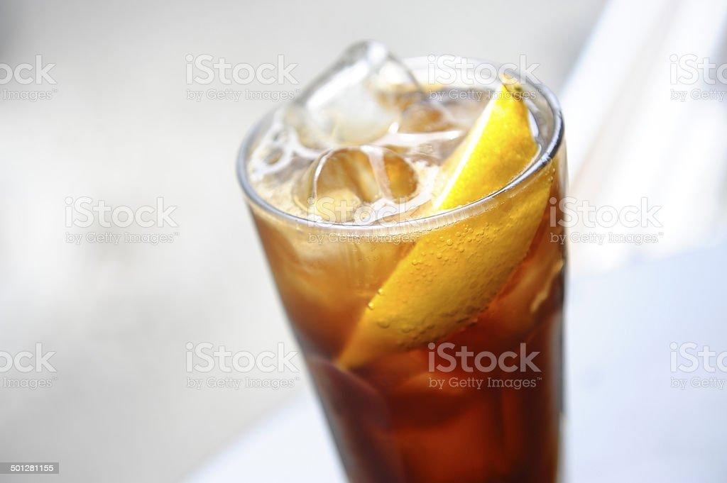 Long Island Ice Tea stock photo