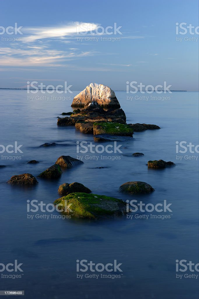Long Island Sound stock photo