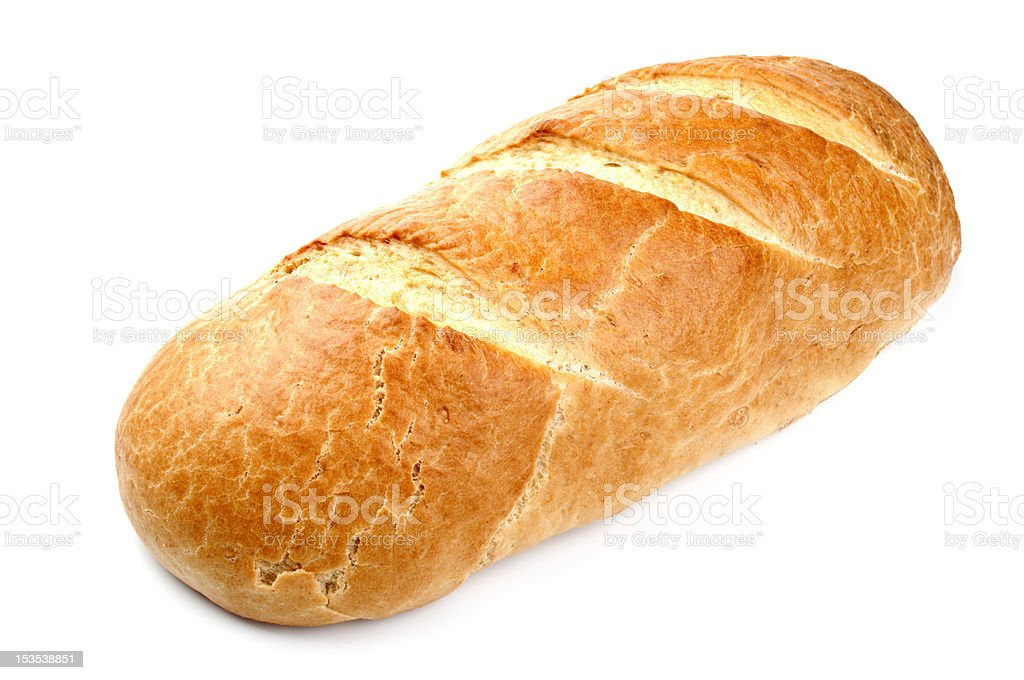 long loaf royalty-free stock photo