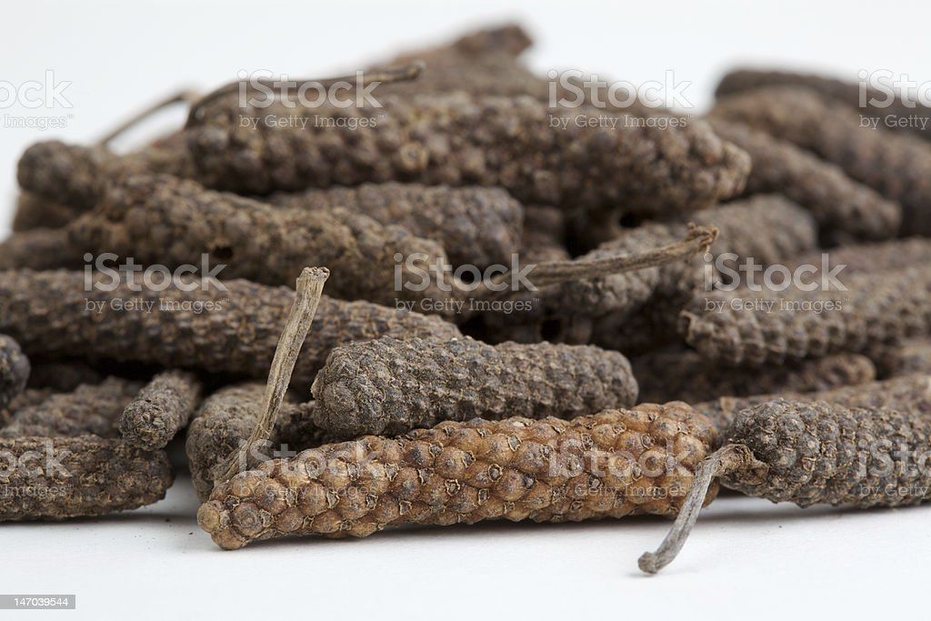 long pepper royalty-free stock photo