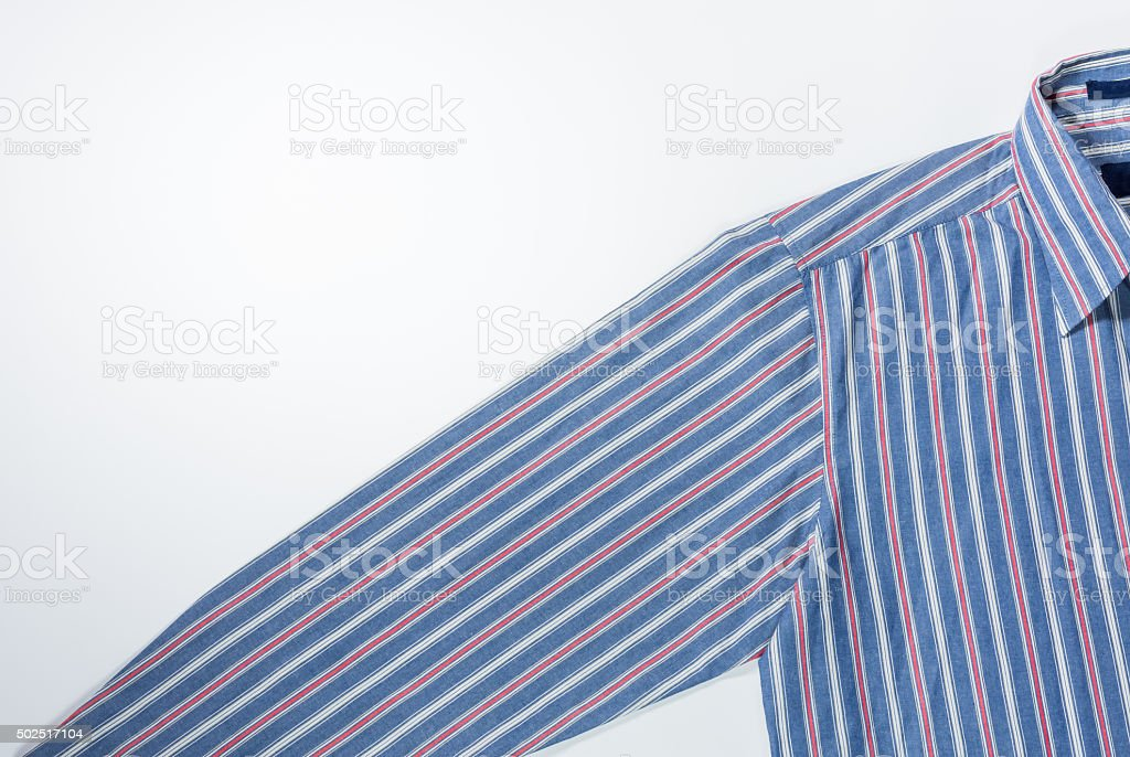 Long sleeve shirts stock photo