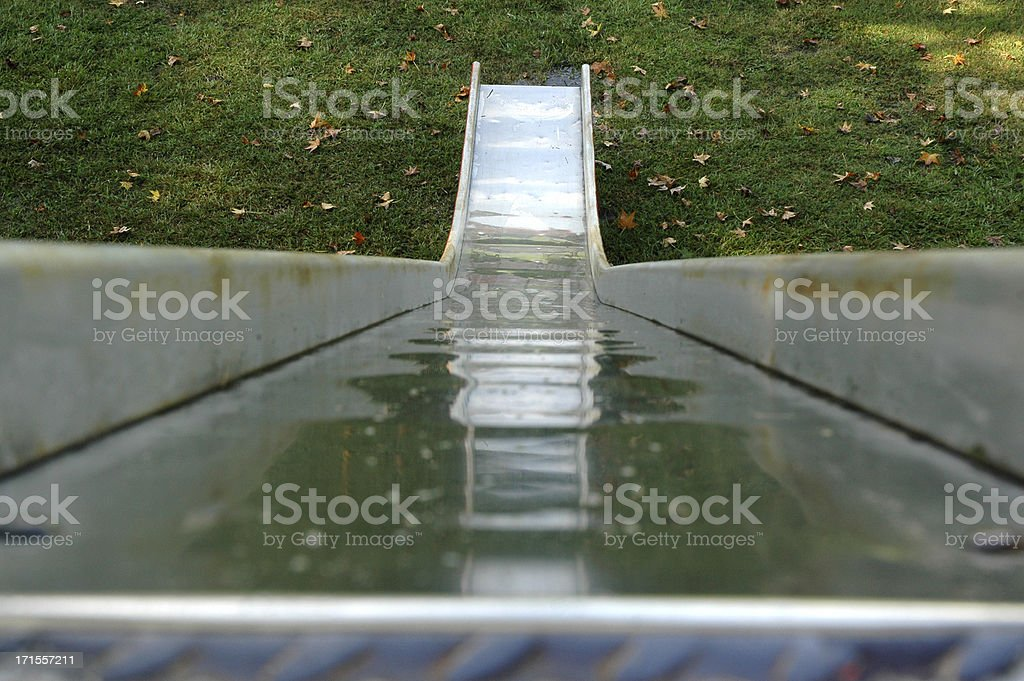 Long Slide royalty-free stock photo