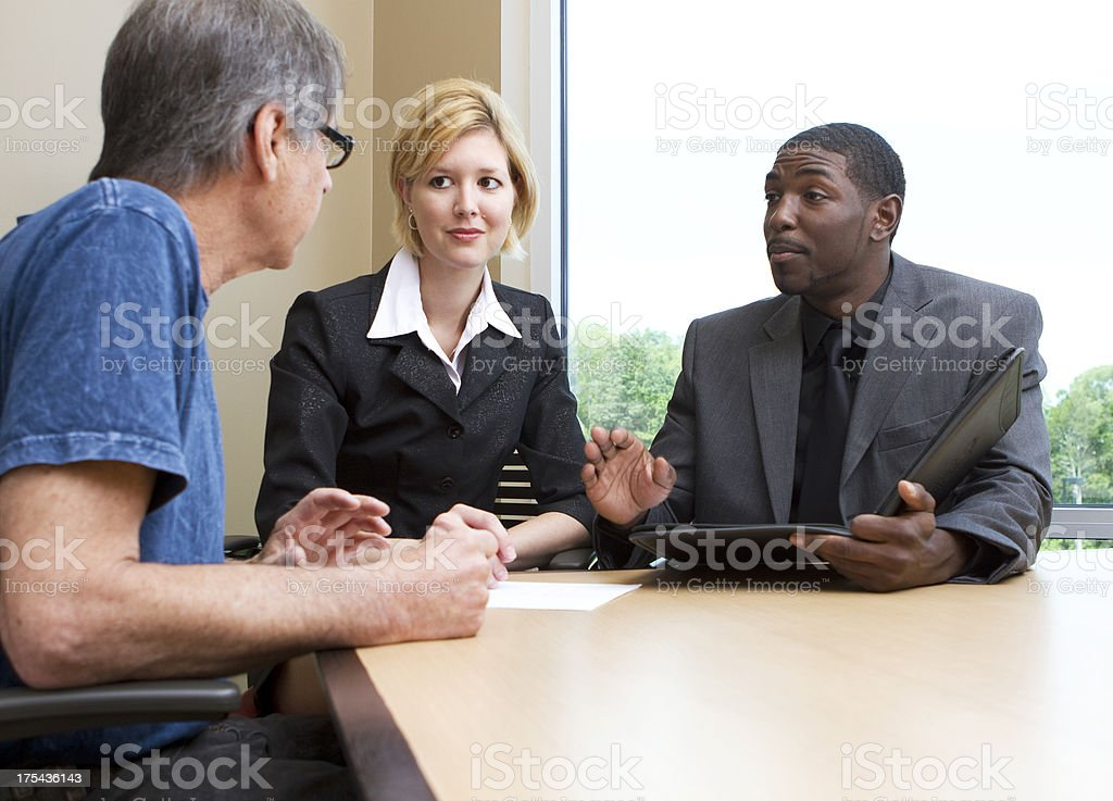 Long Term Care royalty-free stock photo