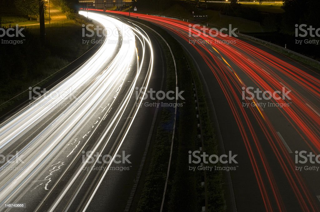 long turn royalty-free stock photo