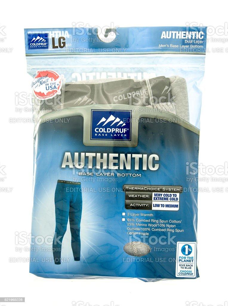 Long Underwear stock photo