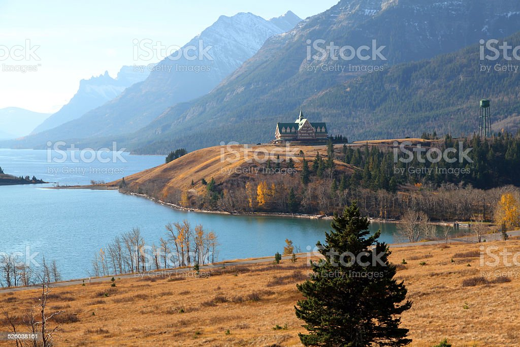 Long Valley stock photo