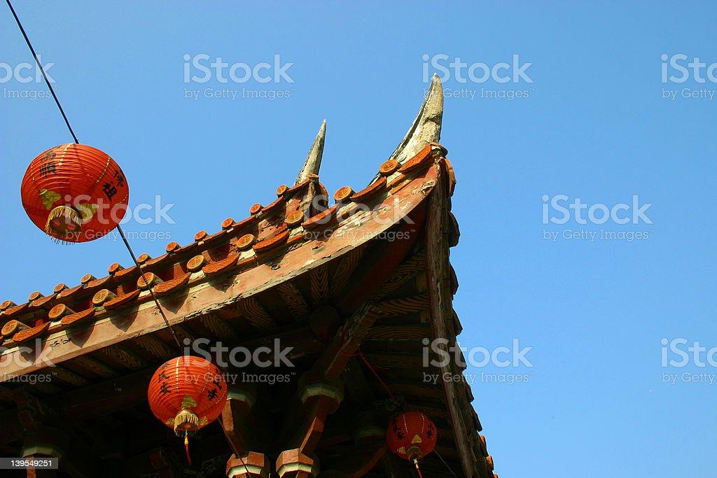 longshan temple royalty-free stock photo