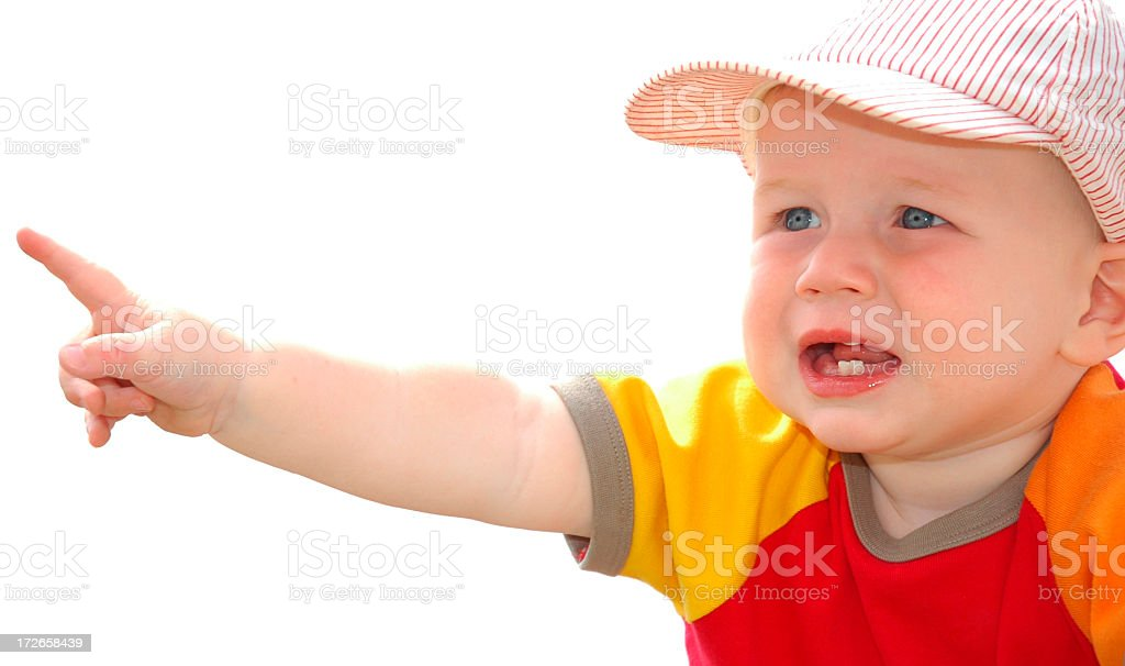 look at that! royalty-free stock photo