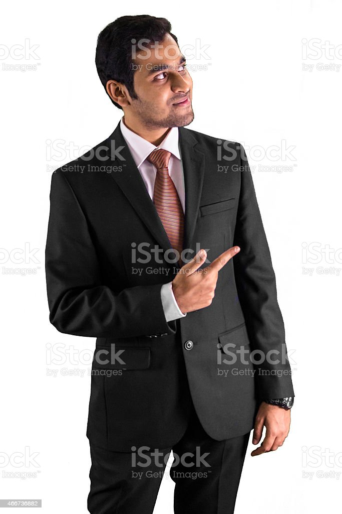 Look at that! stock photo