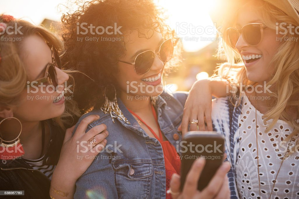 Look at the photos from the last festival stock photo