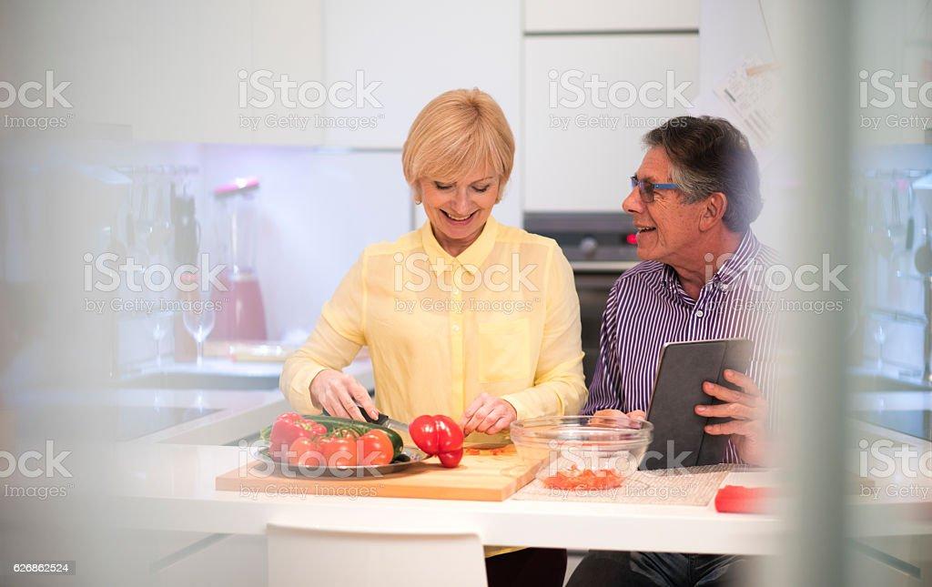 Look at this dish stock photo