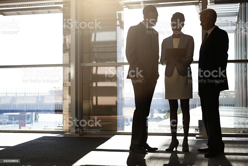 Look at this stock photo